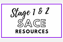 SACE Music Resources